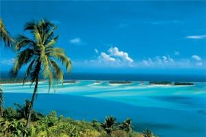 ボラボラ島 イメージ