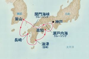 ダイヤモンド・プリンセス 日本発着